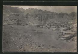 AK Aden, Totalansicht - Yemen