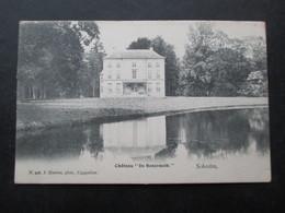 CP BELGIQUE (M1818) SCHOOTEN SCHOTEN (2 VUES) Chateau Botermelk - Schoten
