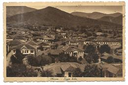 POSTCARD  WITH VIEW OF ELBASAN - ELBASANI - LAGIA KALA , 1940 . - Albanië