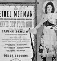 78 T - 25 Cm.Album De 6 Disques - état TB - ETHEL MERMAN - 78 Rpm - Gramophone Records