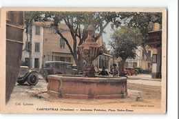 16685  CARPENTRAS - Carpentras