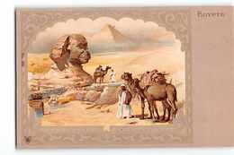 16700 EGYPTE - Sphinx