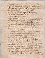 VP13.125 - MOULINS - Acte De 1859 - Entre Mr SELLIER Marchand Cordier & BARBARIN Limonadier Bail D'un Magasin - Manuscrits