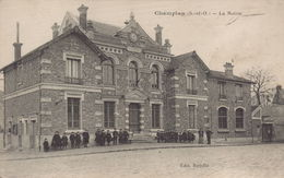 Champlan : La Mairie - Frankrijk