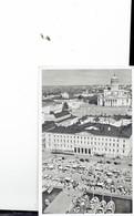 FINLAND 1952    - VINTAGE POSTCARD HELSINKI - CITY HALL AND THE GREAT CATHEDRAL SENT TO ITALY 12.7.1952 POST7577 - Finland