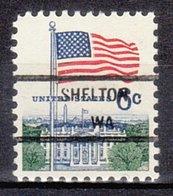 USA Precancel Vorausentwertung Preo, Locals Washington, Shelton 846 - Vereinigte Staaten