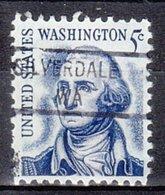 USA Precancel Vorausentwertung Preo, Locals Washington, Silverdale 841 - Vereinigte Staaten