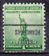 USA Precancel Vorausentwertung Preo, Locals Washington, Shohomish 713 - Vereinigte Staaten