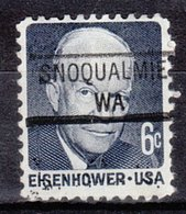 USA Precancel Vorausentwertung Preo, Locals Washington, Snoqualmie 841 - Vereinigte Staaten