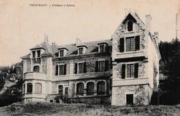 TRESTRAOU. - Château L'Abbey. Carte Pas Courante - Frankreich
