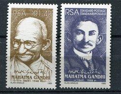 RSA - N° 826/827 - Ghandi - - Mahatma Gandhi