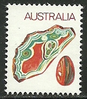 Minéraux - Minerals - Agate - Variété Sans Légende Ni Faciale - Australie 1973 - N° 504. - Minerali