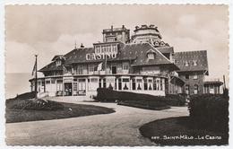 35 SAINT MALO - Edts La Cigogne - Le Casino. Courrier 1952. - Saint Malo