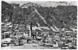 DAVOS → Winteraufnahme Ca.1945 - GR Grisons