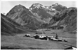 SERTIG DÖRFLI → Schöne Aufnahme Mit Ducan-Gruppe Ca.1950 - GR Grisons
