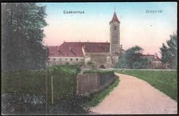 Croatia Cakovec (Csaktornya) / Zrinyi-var - Zrinski Town / Uncirculated, New, Unused - Croacia