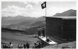 JOCHALP → Berg- Und Skihaus Mit Vielen Gästen Anno 1937 - GR Grisons