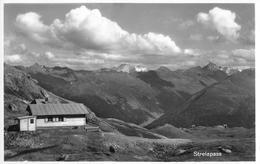 STRELAPASS → Berghaus Strelapass Gegen Gorihorn Anno 1940 - GR Grisons