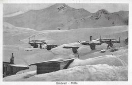 UMBRAIL - MITTE → Feldpost Bataillon 164 Ca.1930 - GR Grisons