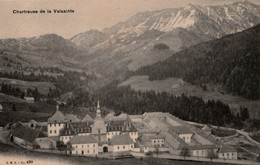 Chartreuse De La Valsainte . Cliché RARE - GR Grisons