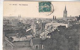 Cp , 50 , SAINT-LO , Vue Générale - Saint Lo