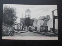 CP BELGIQUE (M1818) SERAING Société John Cockerill (2 VUES) Plan Incliné - Remonte De Charbon - Seraing