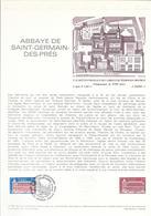 DOCUMENT OFFICIEL 11-79  SAINT GERMAIN DES PRES - COTE 2009 = 8.00 € - Documents De La Poste