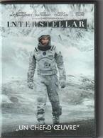 DVD  Interstellar    Etat: TTB Port 110 Gr Ou 30 Gr - Sci-Fi, Fantasy