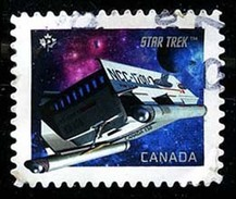 Canada (Scott No.2983i - Star Trek 2017) (o) Autocollant / Self Adhesive - 1952-.... Règne D'Elizabeth II
