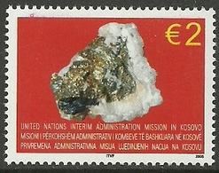 Kosovo - Minéral - Minéraux - ONU - Neuf **. - Minéraux