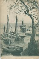 Croatia Lovran 1907 / Laurana, Lovrana / Hafenmotiv / Hafen, Port, Ship, Boats - Croatie