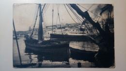 Portoferraio (Isola D'Elba, Livorno) - La Darsena - Viaggiata 1933 - Barca, Nave, Boat, Harbour - Livorno