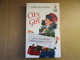 City Girl (Sarah Mlynowski) éditions De 2013 - Livres, BD, Revues