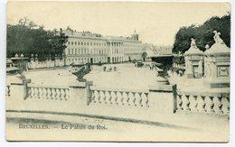 CPA - Carte Postale - Belgique - Bruxelles - Palais Du Roi (SV5953) - Monumenten, Gebouwen