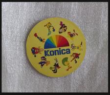 Pog / Flippo / Slam -  Porky Pig -  Looney Tunes - Konica - Altre Collezioni