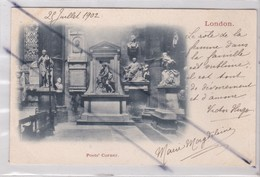 Angleterre ; London , St. Paul's Cathedral, Poets' Corner.(carte Précurseur De 1902) - St. Paul's Cathedral