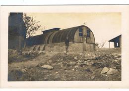 Carte-photo / Chaulnes, Eglise Provisoire ? - Chaulnes