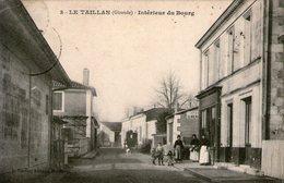 33-le Taillan,-interieur Du Bourg - France