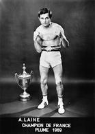 Boxe Alain Laine - Boxing