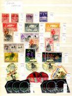 SIERRA LEONE Kleine Sammlung Gem. Scan, Gestempelt, Auf Albumblättern, Grossbrief, Nummern = Michel; Los 50132 - Briefmarken
