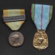 Lot De 2 Médailles - Frankreich