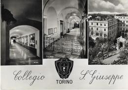 Torino-Collegio San Giuseppe-1955 - Education, Schools And Universities