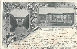Torino-Collegio San Giuseppe-1900 - Education, Schools And Universities