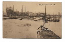 Niel - Cimentfabrieken C.B.R. - Niel