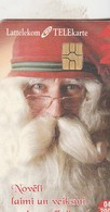 PERE NOEL/ SANTA KLAUS  2004 - Lettonie