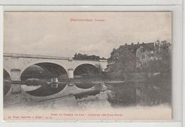 88 - NEUFCHATEAU - Pont Du Chemin De Fer - Quartier Des Cinq-Ponts - Neufchateau