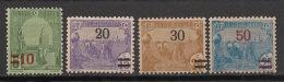 Tunisie - 1923-25 - N°Yv. 96 à 99 - Série Complète - Neuf  Luxe ** / MNH / Postfrisch - Tunisia (1888-1955)