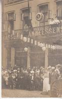 Brasserie Anneessens - Animé - à Situer - Carte-photo - Cafés