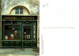 Micheline Danon-Marcho - Couleurs Pour Artistes - Autres Illustrateurs