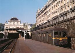 PARIS 16ème  - Gare De L'Avenue-Dauphine - Distretto: 16